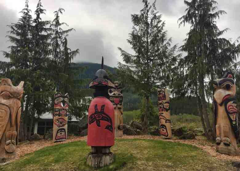 UnCruise - Ketchikan Totem Poles