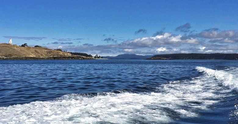San Juan Islands Water View