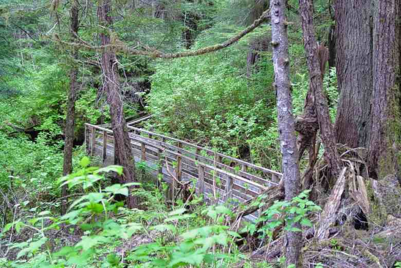 Sitka Hiking Trail - Bob Keefer via Flickr