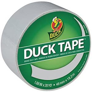 Car Camping Packing List - Duct Tape