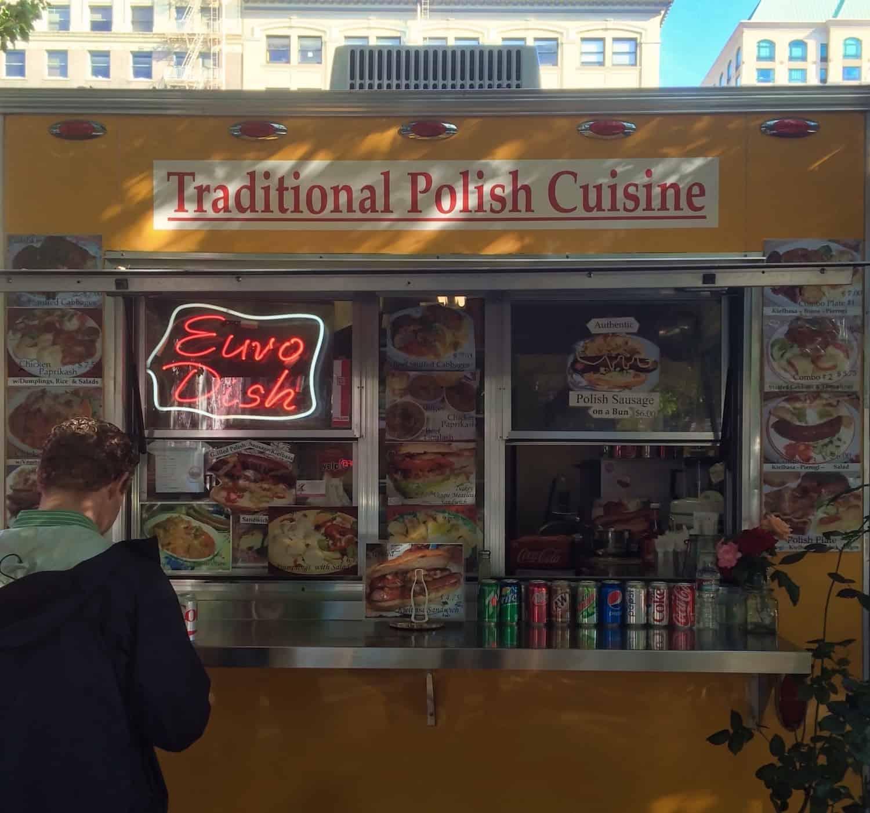 3 Days in Portland - Food Cart