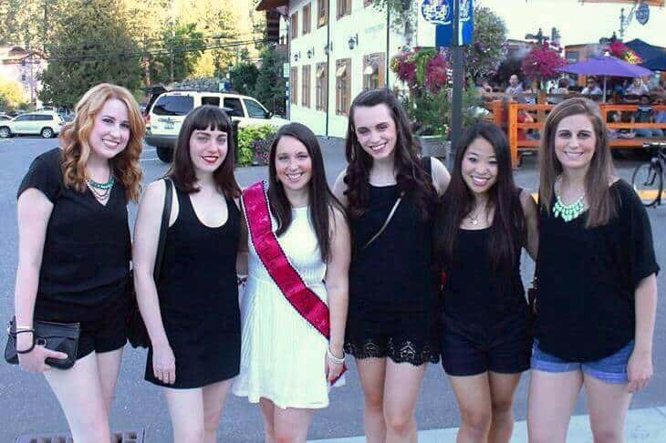 Leavenworth Bachelorette Party - Night Out