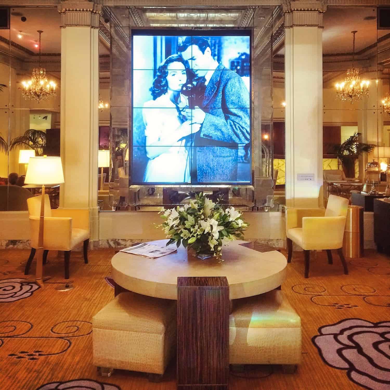 Portland Weekend - Hotel deLuxe Lobby