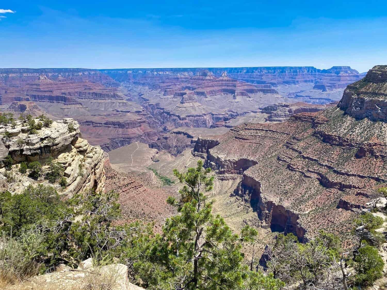 Southwest Road Trip - Grand Canyon View