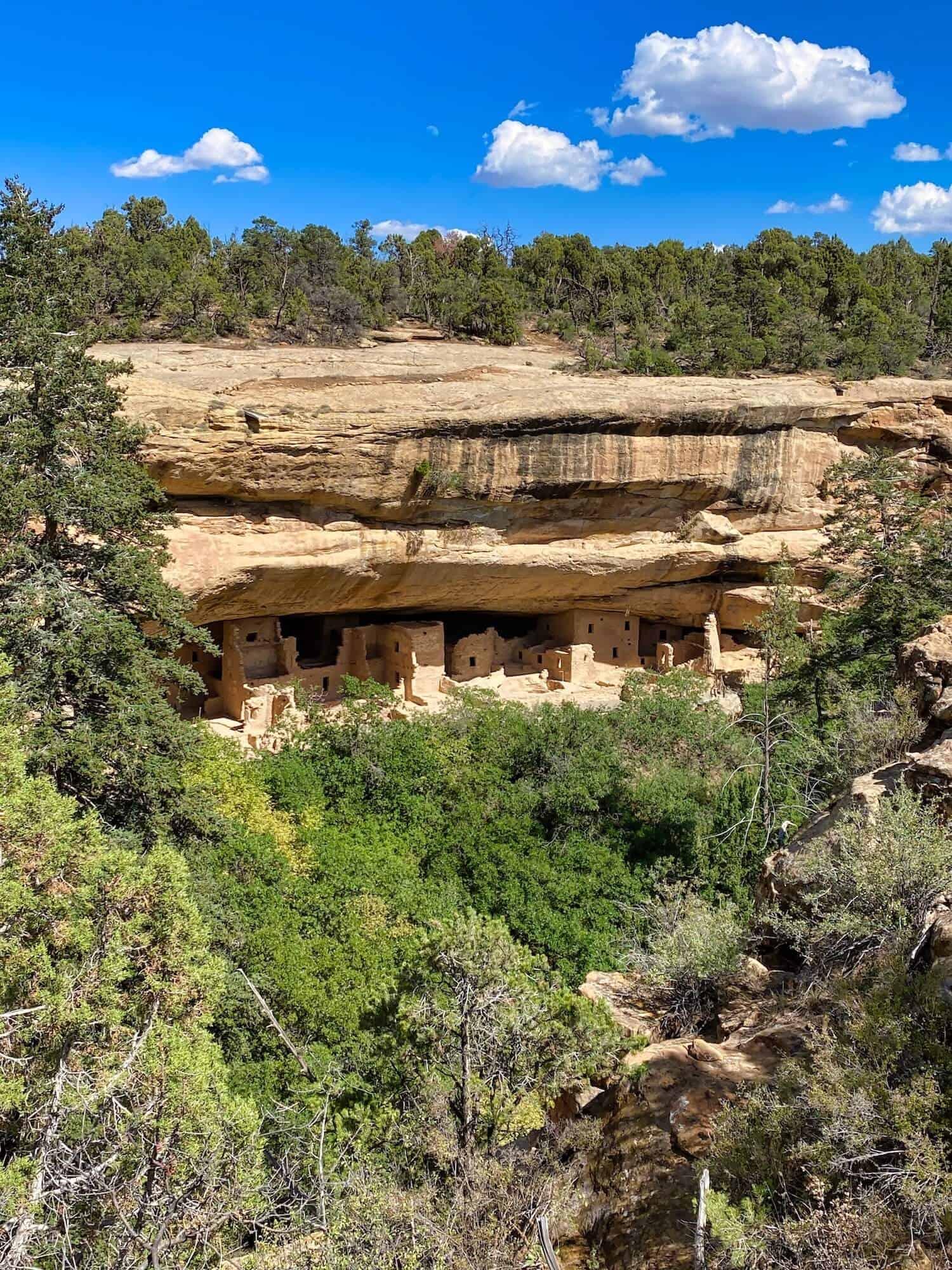 Southwest Road Trip - Mesa Verde - Spruce House