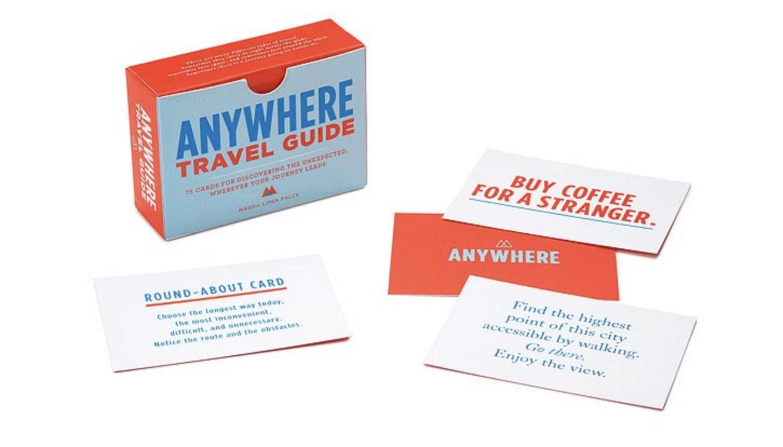 2020 Traveler Gift Guide - Anywhere Travel Guide
