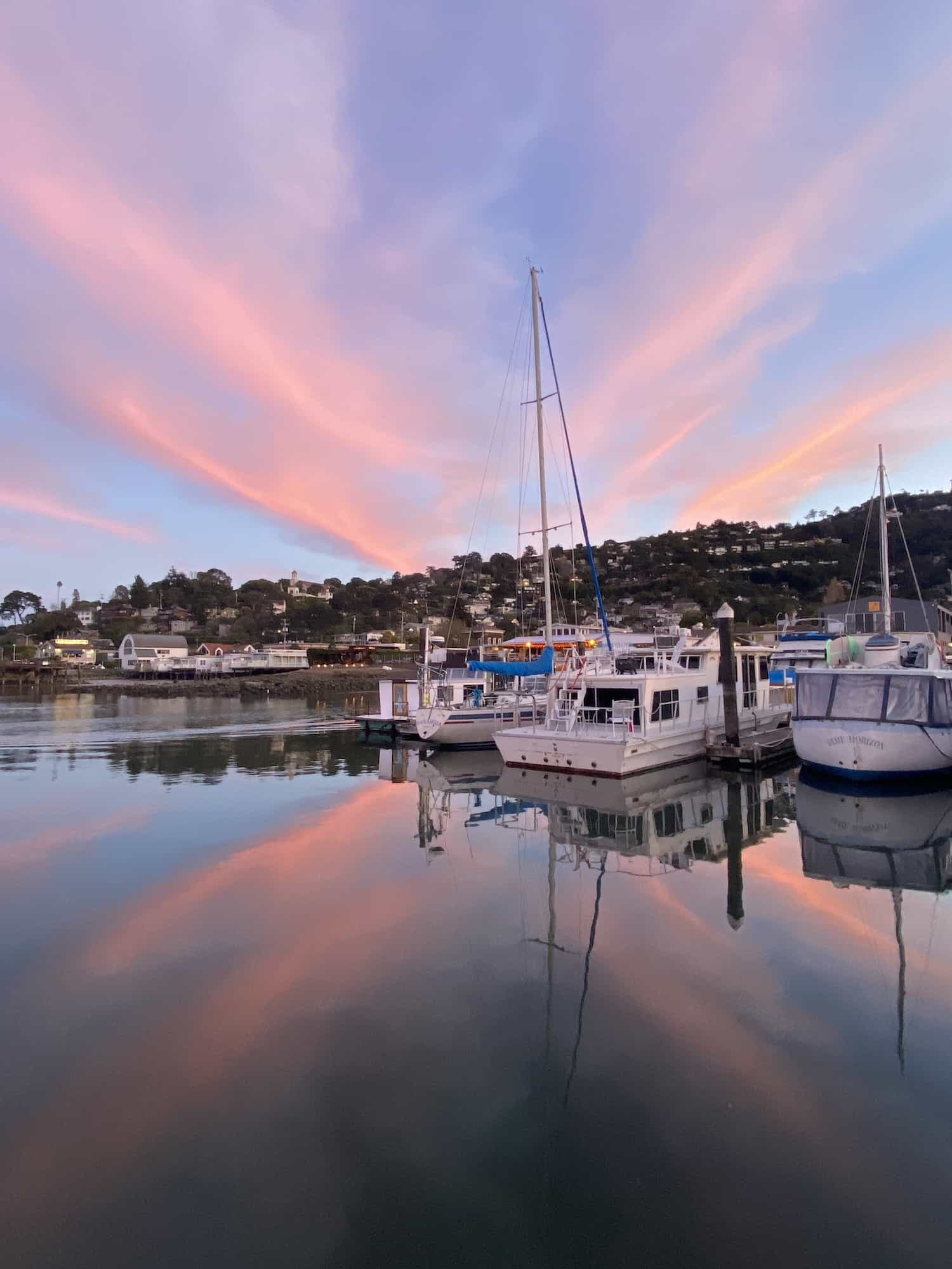 Bay Area Weekend Getaways - Sausalito