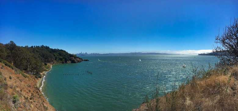 Bay Area Weekend Trips - Angel Island
