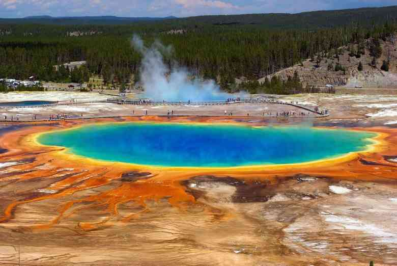 National Parks in Montana - Yellowstone