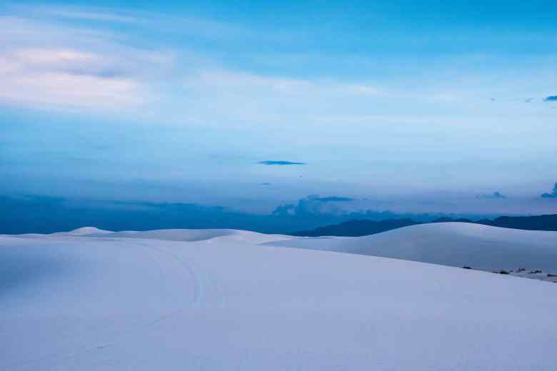 National Parks in New Mexico - White Sands - Raychel Sanner via Flickr