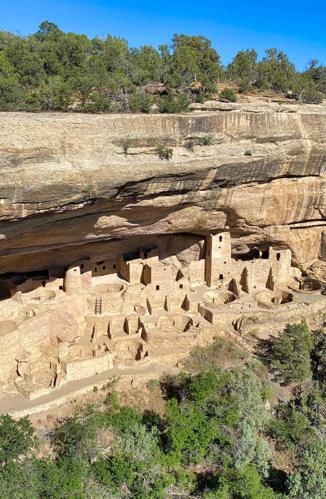 National Parks in the West - Mesa Verde