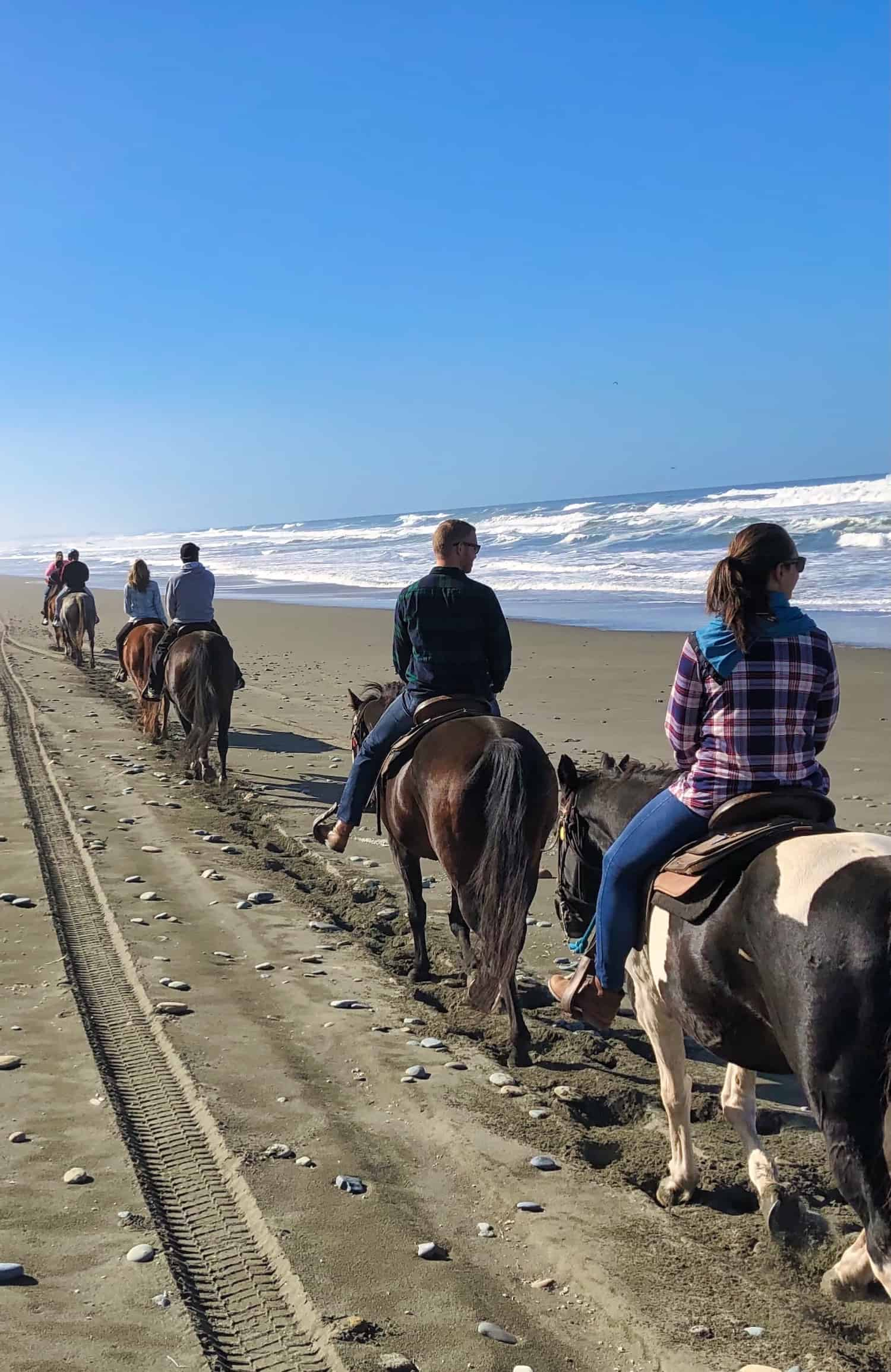 Crescent City - Horseback Riding