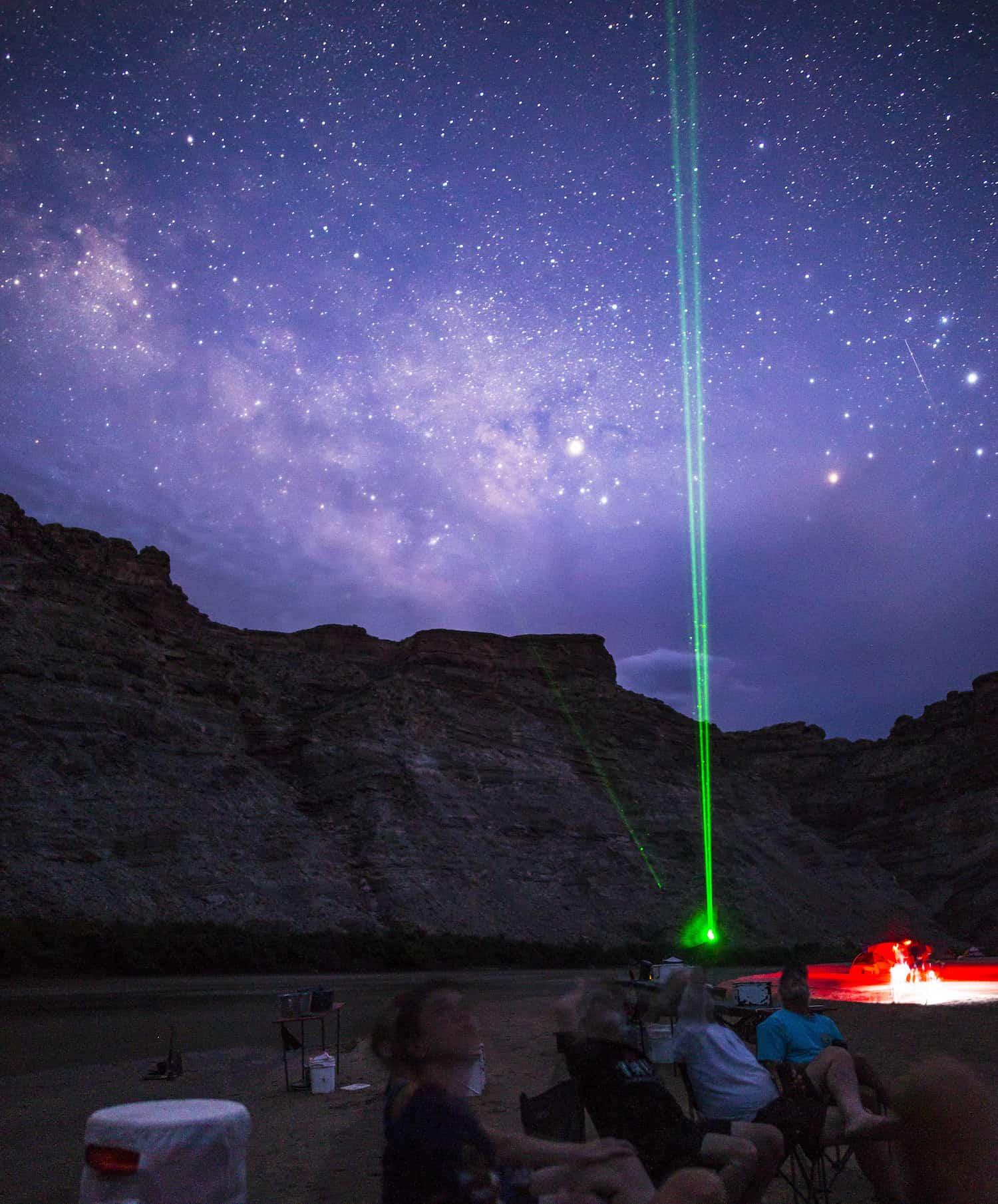 Canyonlands National Park Stargazing - Bettymaya Foott for NPS