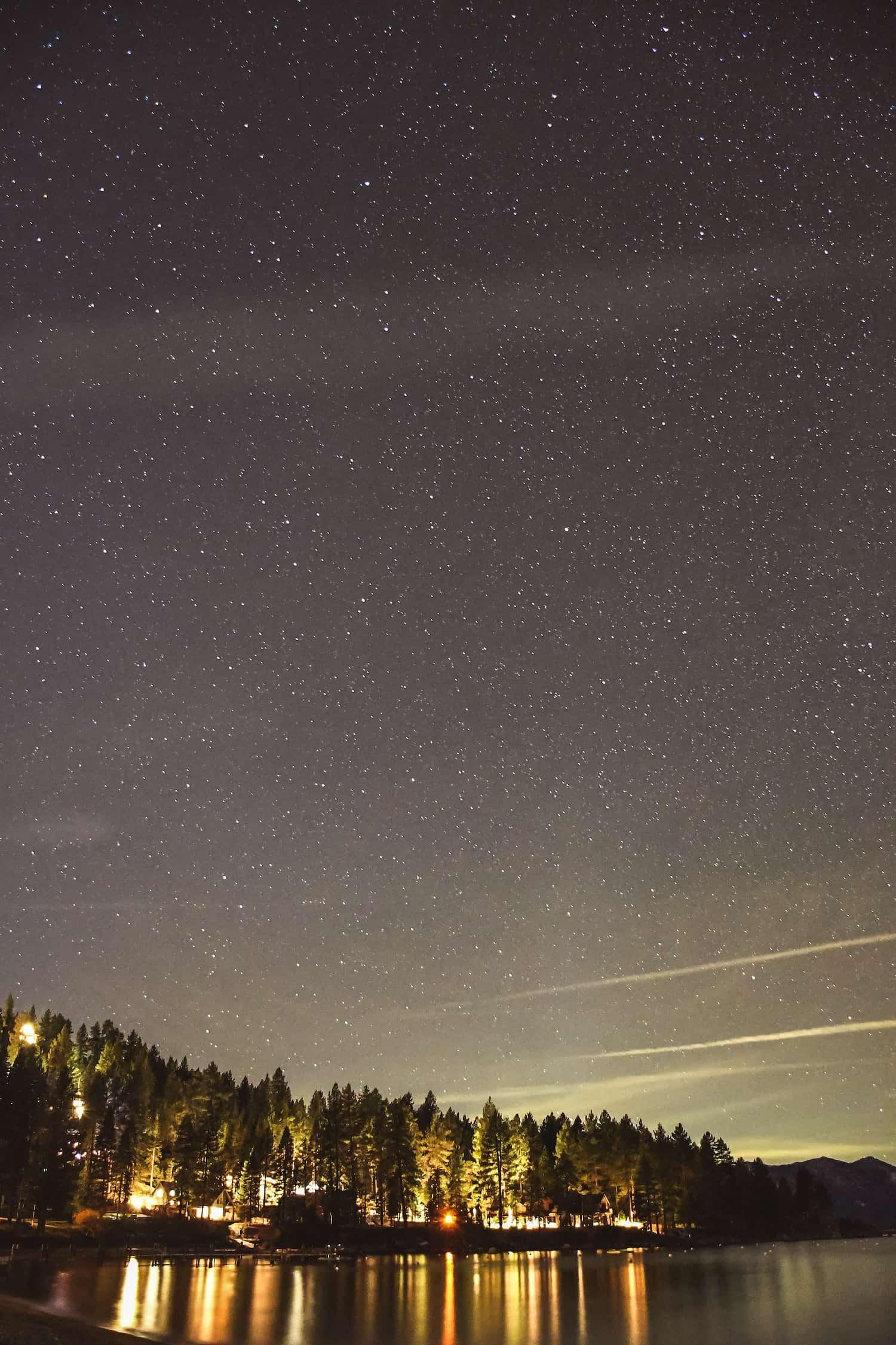 Carson Valley - Stargazing