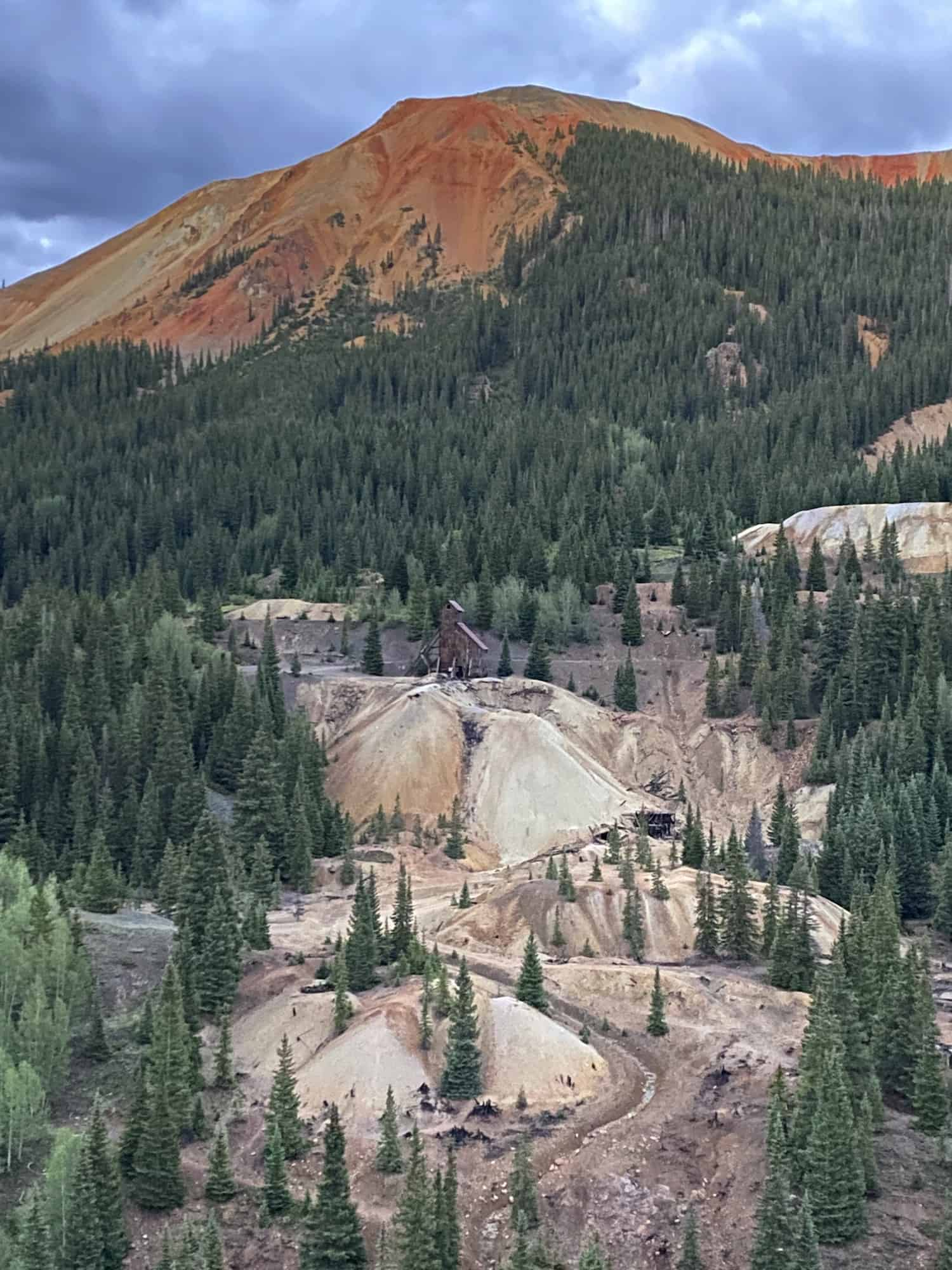 Colorado National Parks Road Trip - San Juan Mountains