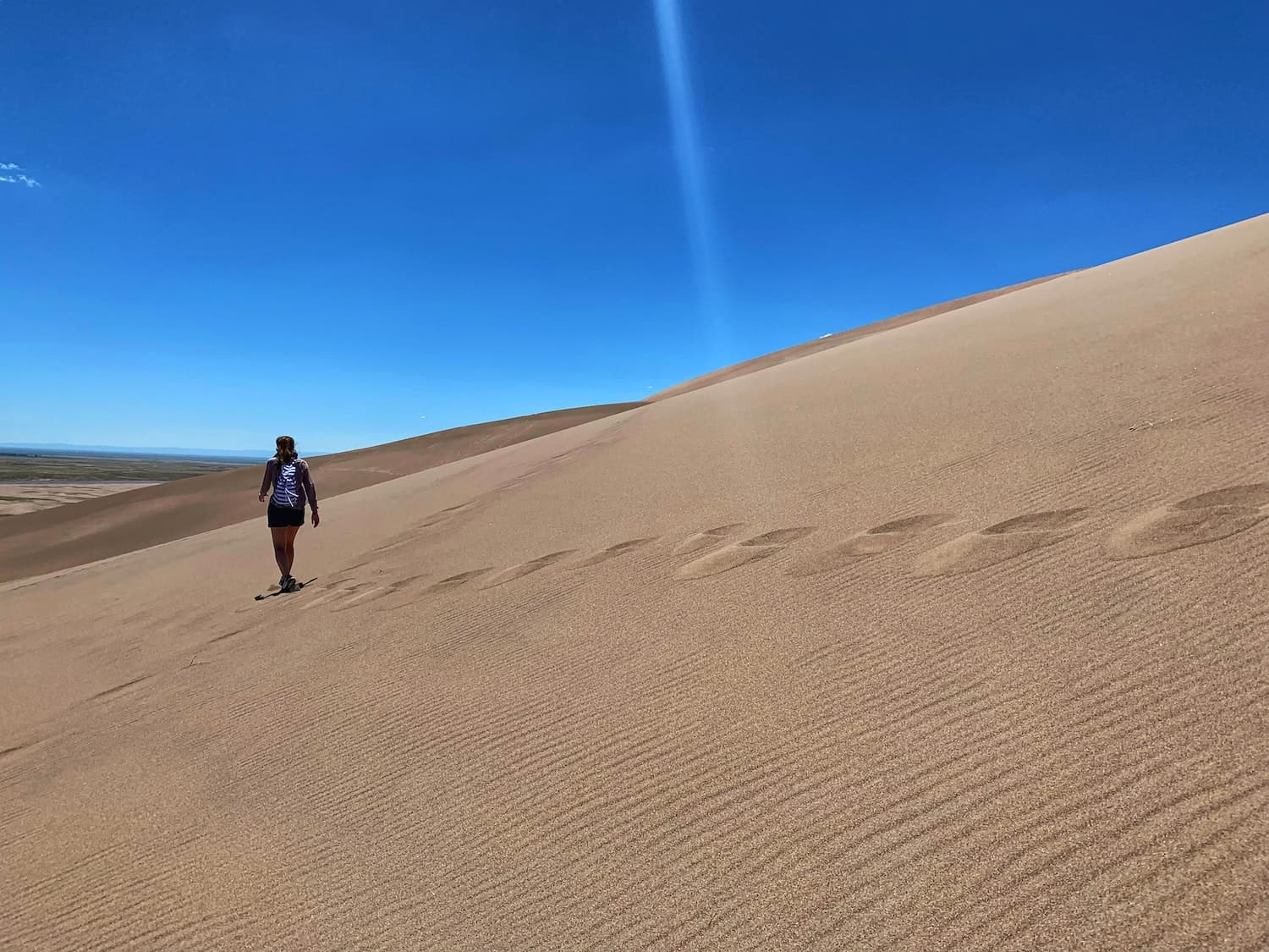 Colorado National Park Road Trip - Great Sand Dunes Hiking