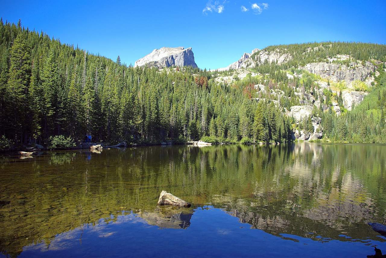 Colorado National Parks - Rocky Mountain NP