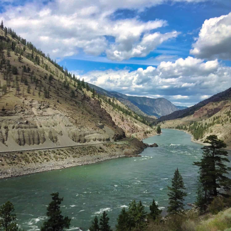 Rocky Mountaineer - Scenery