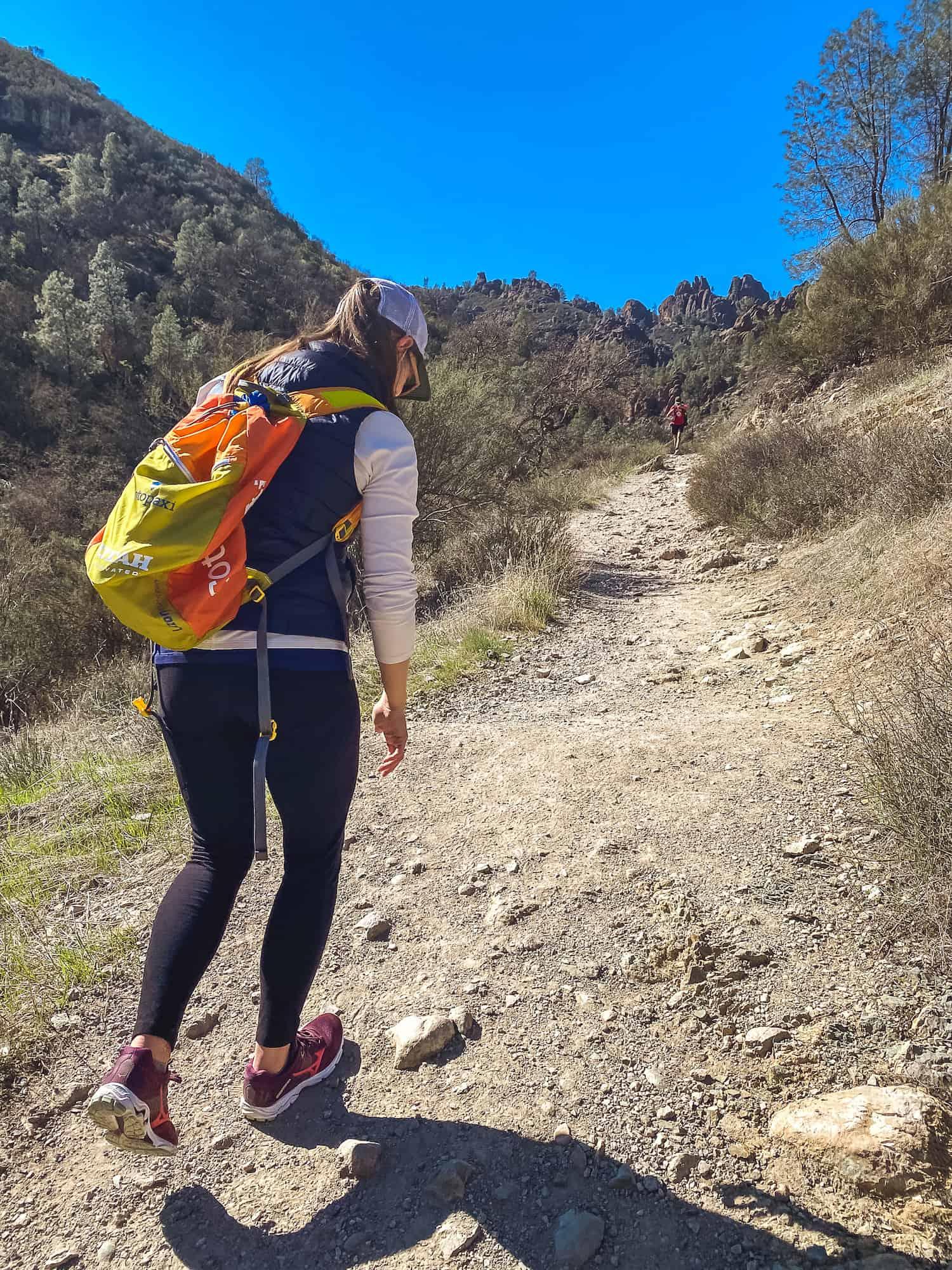 Pinnacles National Park Hiking