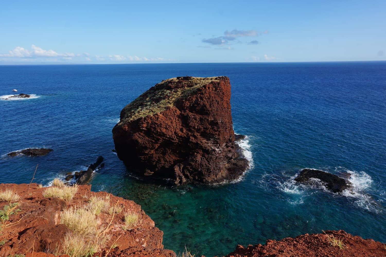 Things to Do on Lanai - Sweetheart Rock