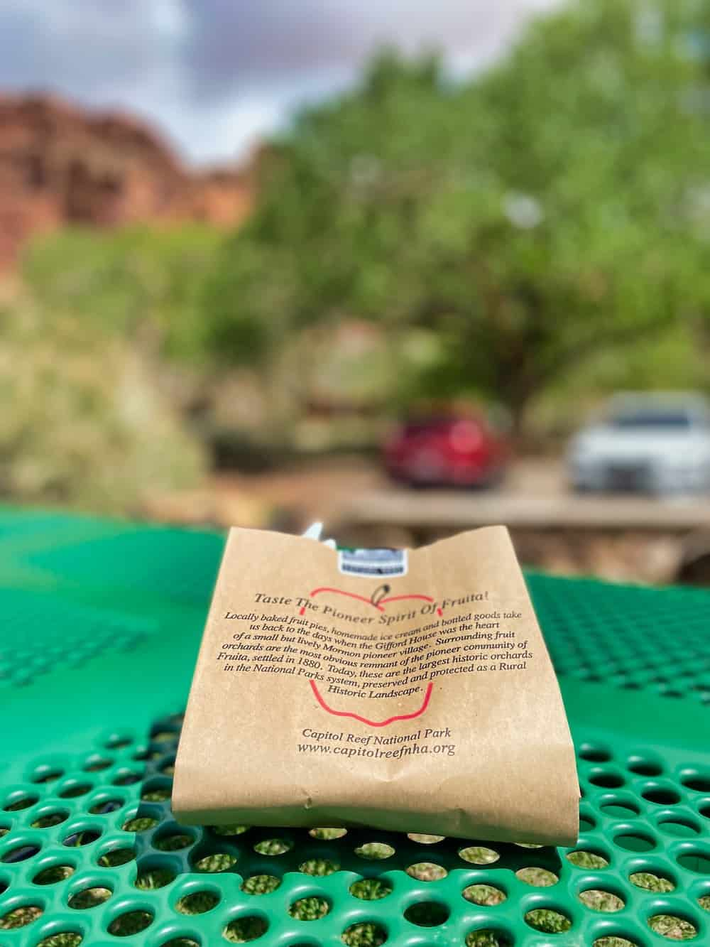 One Day in Capitol Reef - Picnic in Fruita