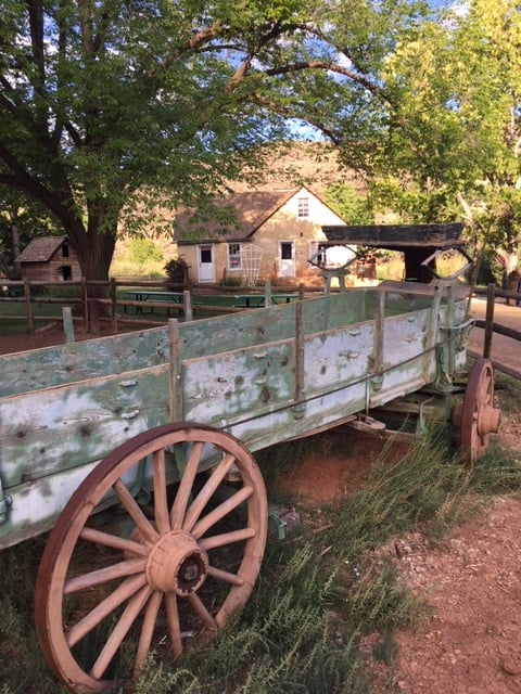Capitol Reef - Gifford Homestead