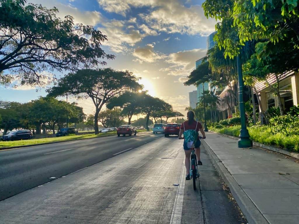 Oahu, Hawaii - Bicycle Share