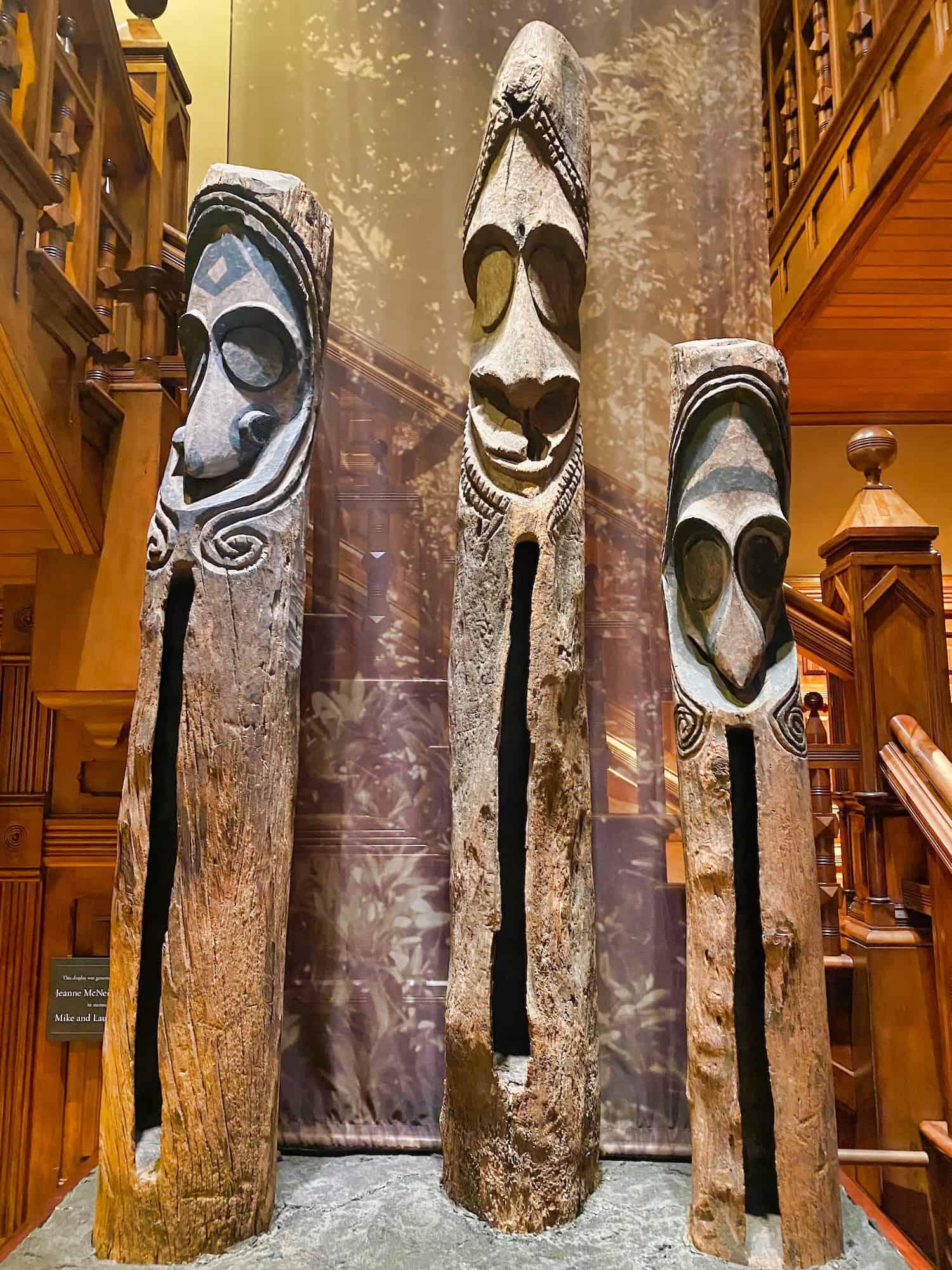 3 days on Oahu, Hawaii - Bishop Museum