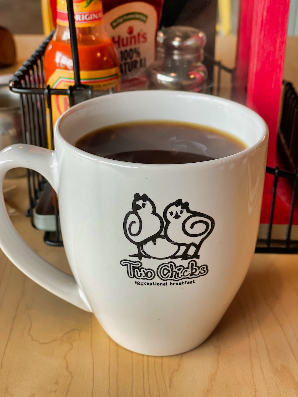 Weekend in Reno - Brunch at Two Chicks