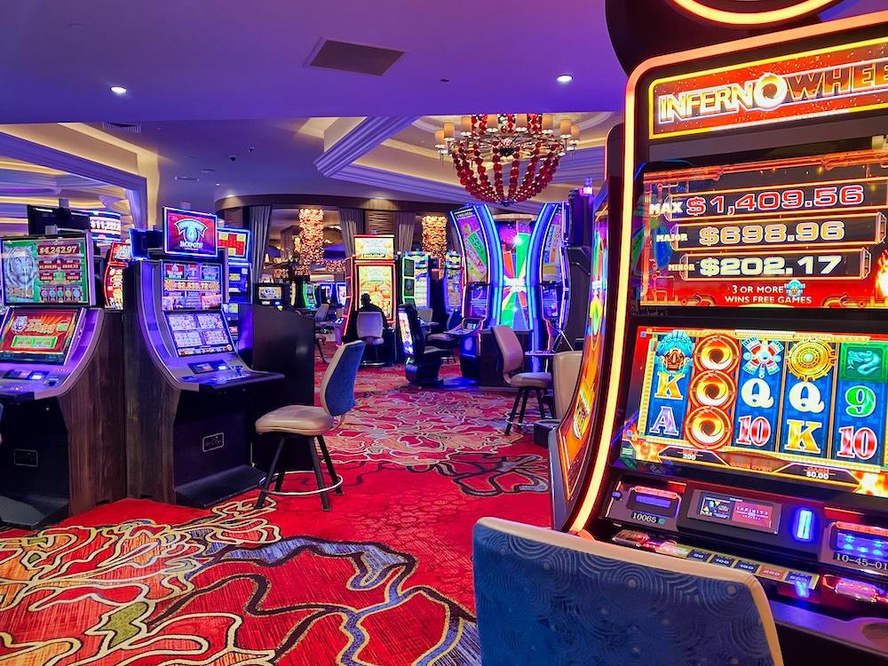 Reno - Casino Floor
