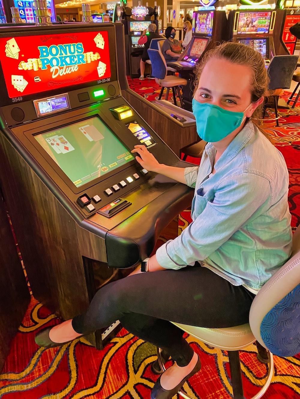3 Days in Reno - Valerie Gambling