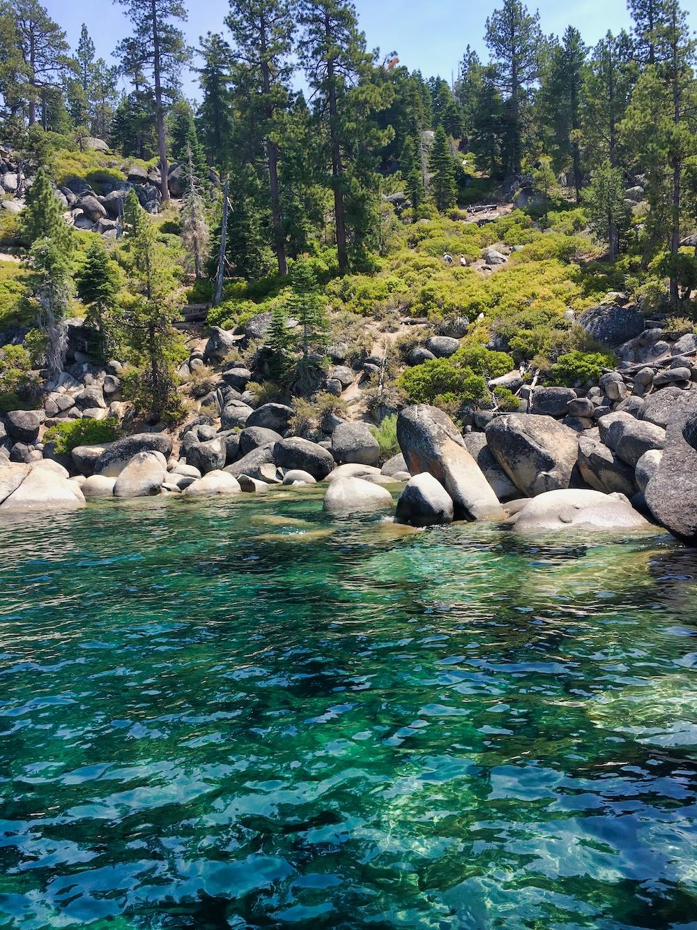 Reno Weekend - Lake Tahoe Shore