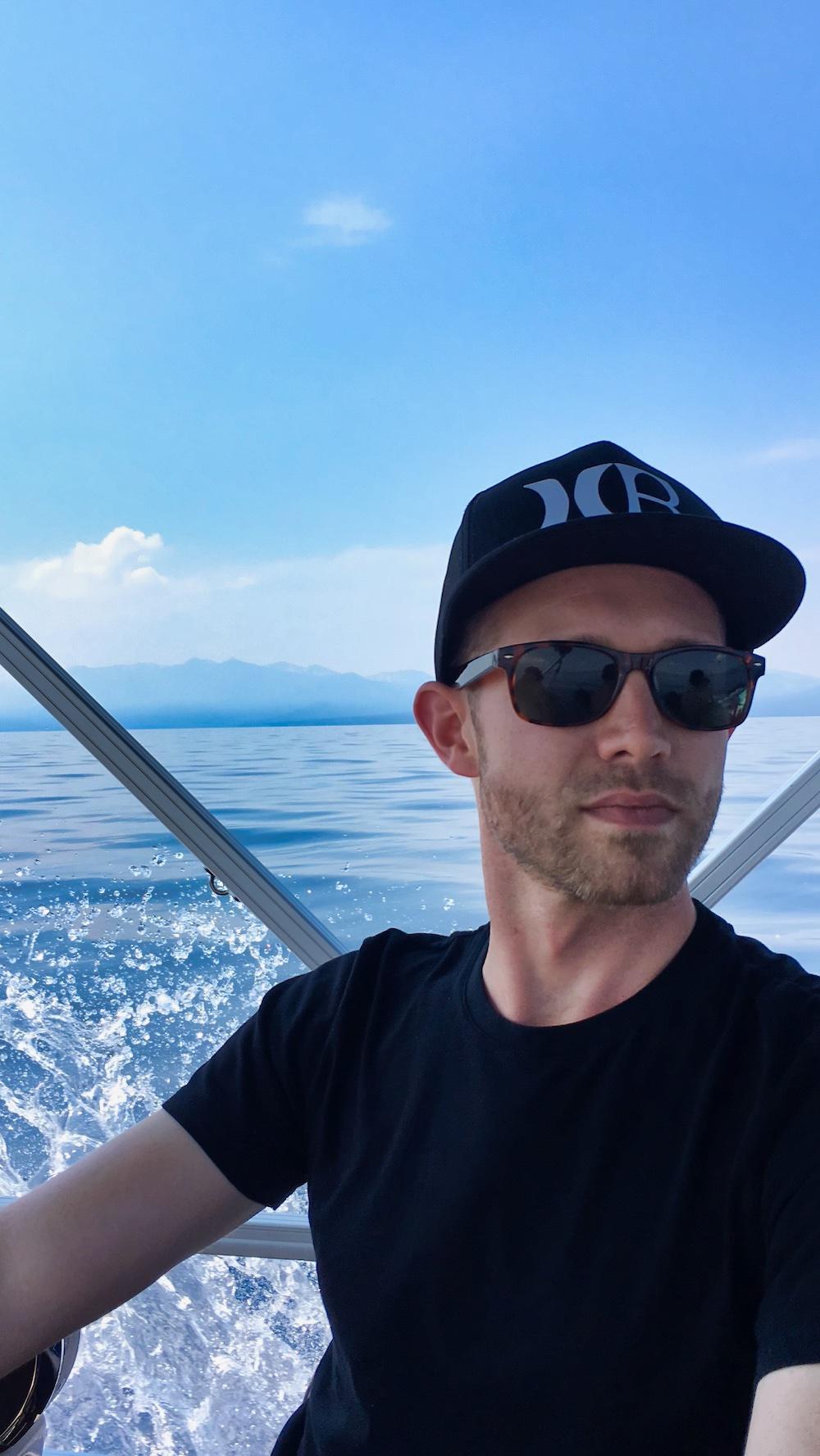 Reno Weekend - Mr. V at Lake Tahoe