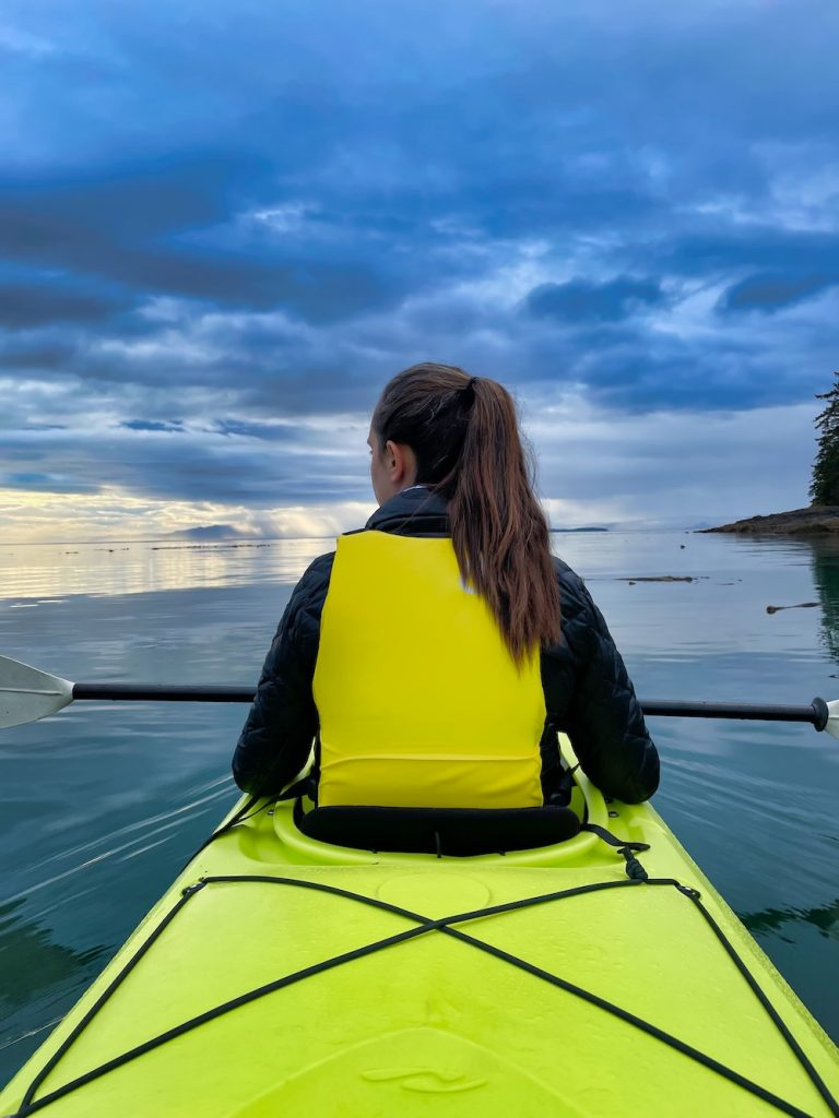 How to Plan a Trip to Alaska - Kayaking