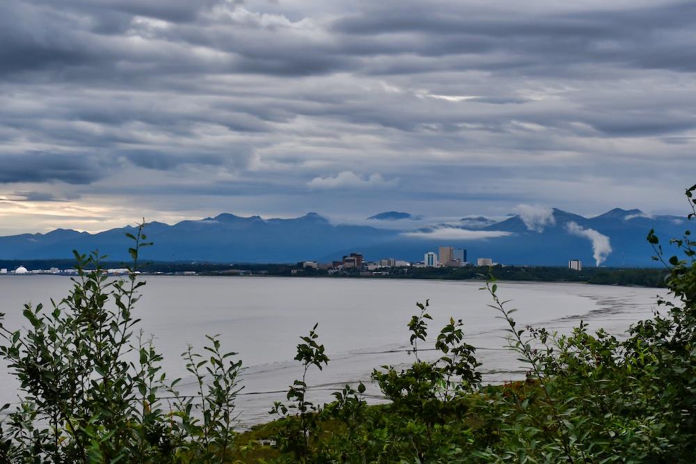 John Hall's Alaska Review - Day 1 - Anchorage Tour 2
