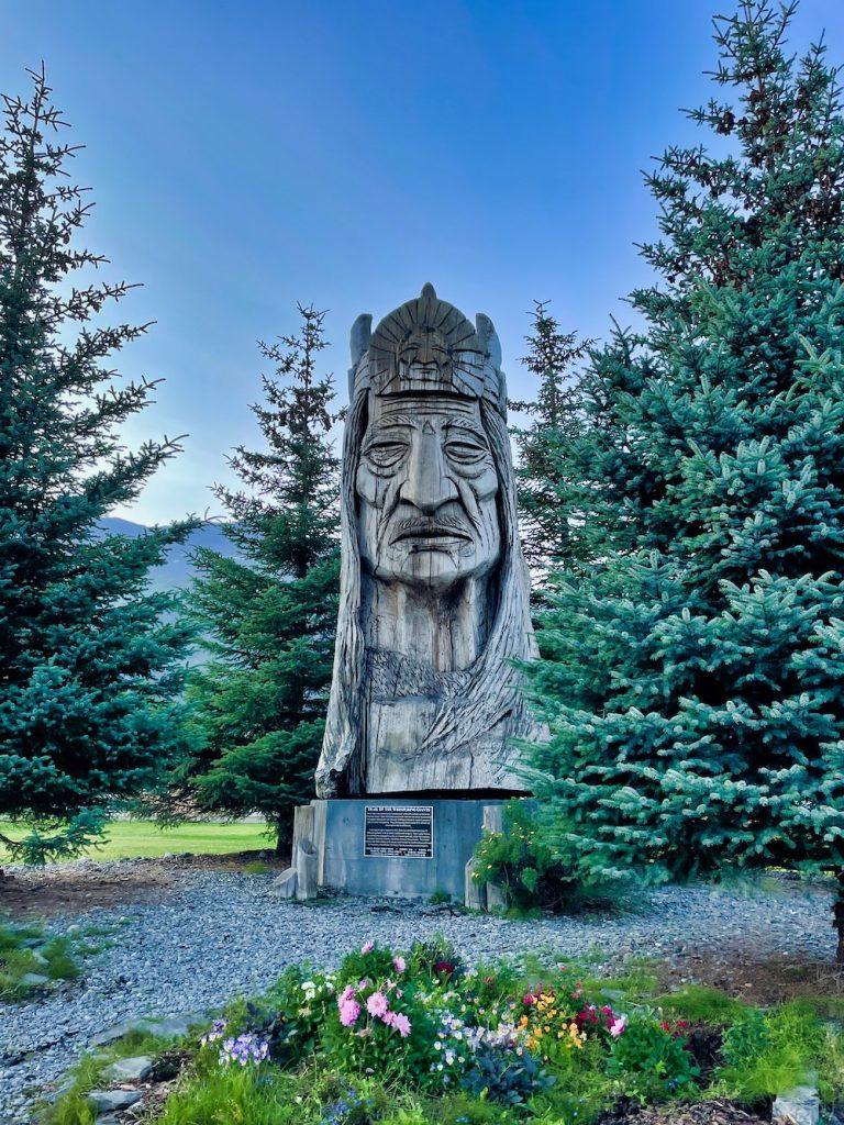 John Hall's Alaska Review - Day 1 - Evening in Valdez