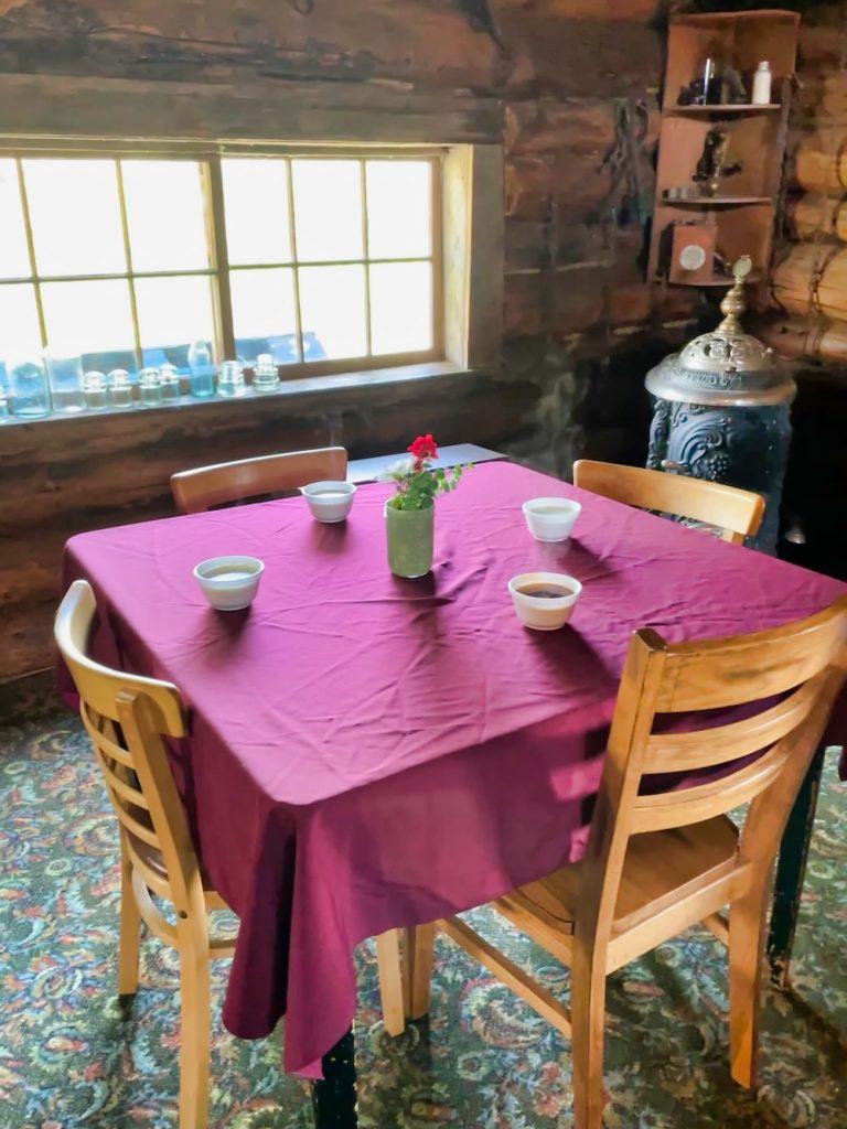 John Hall's Alaska Review - Day 2 - Gakona Lodge Lunch