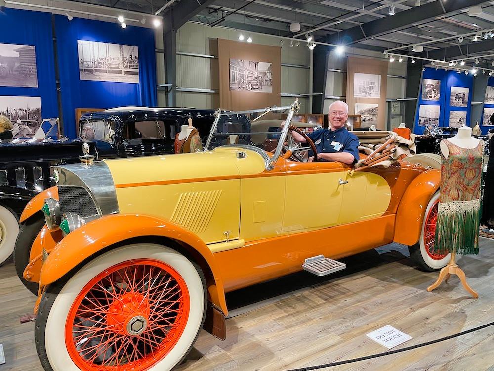 John Hall's Alaska Review - Day 3 - Fountainhead Antique Auto Museum