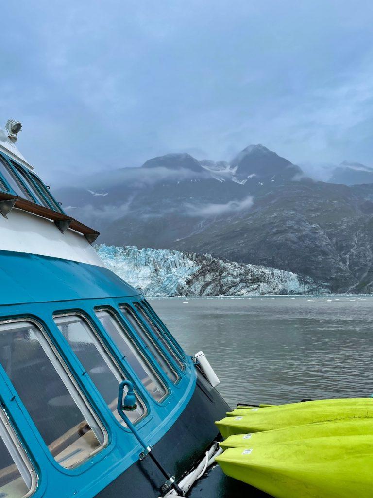 One Day in Glacier Bay - Glacier Cruise