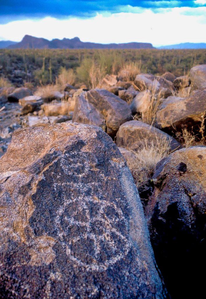 Saguaro National Park Itinerary - Petroglyphs