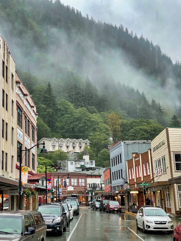 Where to Stay in Juneau