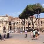 One-way ticket to Rome - Valises & Gourmandises