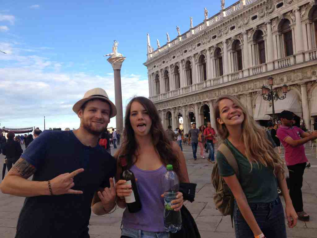 Quebeckers in Venice