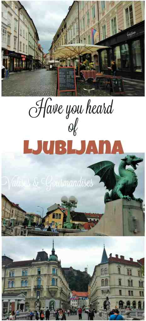 Discover Ljubljana, the excentric capital of Slovenia