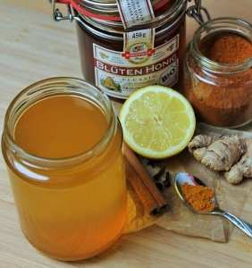 Tisane casse-grippe - Valises & Gourmandises