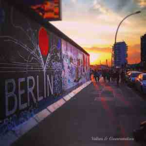 Vegan travels in Berlin