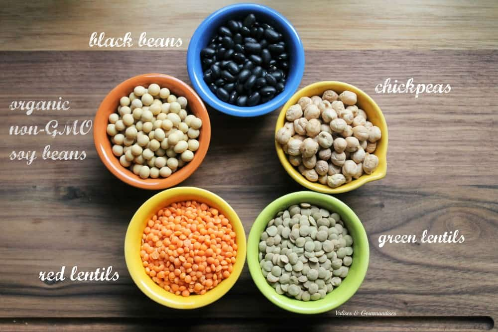 My vegan pantry explained