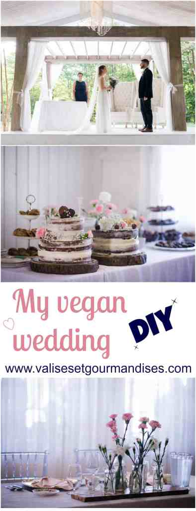 Don't let planning a vegan wedding intimidate you. It's a piece of cake, homemade vegan cake that is :)