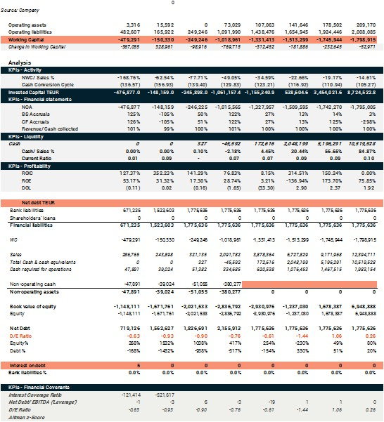 Growth-stage Financial Plan Valithea Advisory