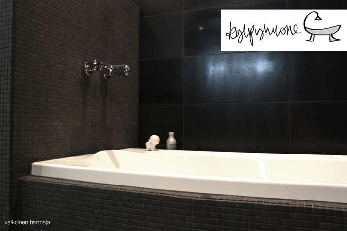 Tumma kylpy amme